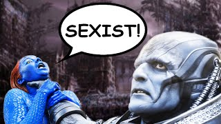 X-MEN is SEXIST! - Billboard Promotes Violence Against Women