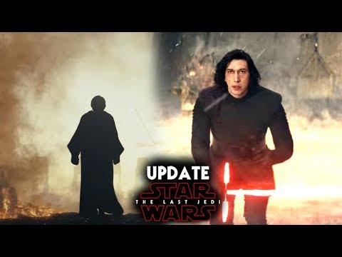 Star Wars The Last Jedi Blu Ray Release & NEW Details!