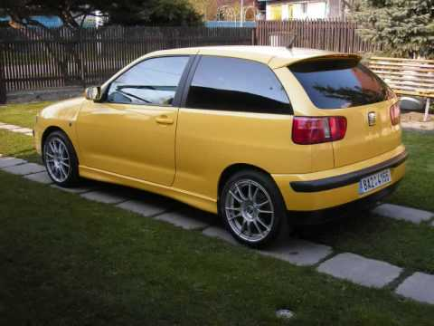 seat ibiza tdi 110 sport youtube. Black Bedroom Furniture Sets. Home Design Ideas