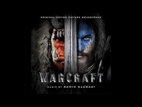 Warcraft: The Beginning Soundtrack - (05) Forest Ambush