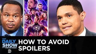 "Spoiler Alert: If You Spoil ""Endgame,"" You're Gonna Get Your Ass Whupped 