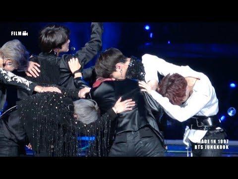 181212 MAMA JAPAN -  FAKE LOVE ROCK VERSION (BTS JUNGKOOK FOCUS) 방탄소년단 정국