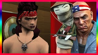 All Grand Theft Auto Vice City Characters In Grand Theft Auto 5! (GTA 5 Secret Cameo Appearances)