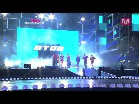 BTOB - WOW @한류드림콘서트(Hallyu DREAM CONCERT)