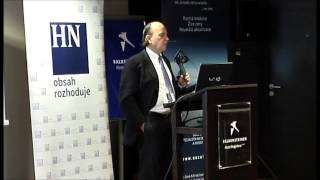 James Rickards - Future of Money 2.0 - Bratislava - Sept 26th 2013
