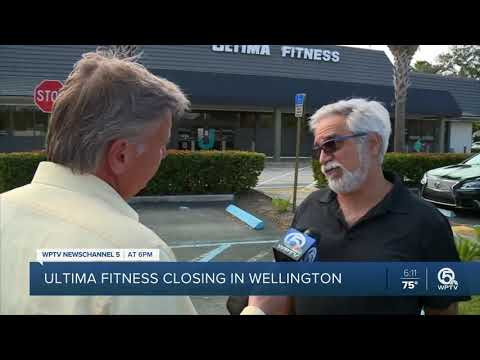 Ultima Fitness Closing In Wellington, Memberships Being Transferred To Other Gyms