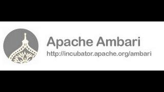 Apache Ambari
