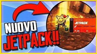 JET PACK ON Fortnite Battle Royale!! Will it ruin the game? **