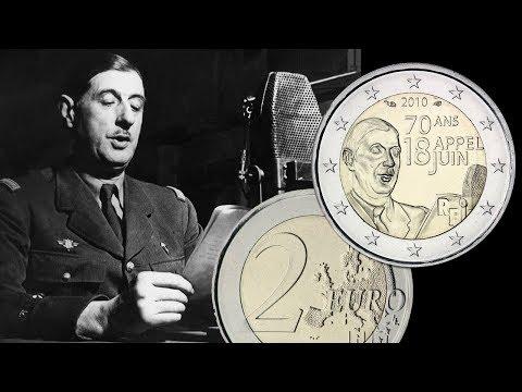 2 euro appel du 18 juin