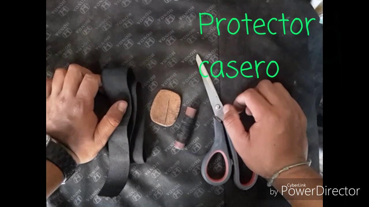 8bd87546ccdf2 TUTORIAL   Protector de zapato para motorista - YouTube