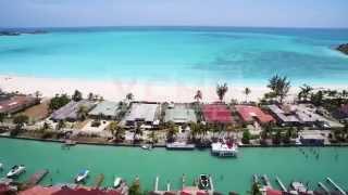 VCMG - Jolly Harbour Marina (SKYVIEW Service) 4K