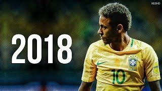 Neymar Jr - Unforgettable ○ Crazy Skills & Goals 2017/2018 HD