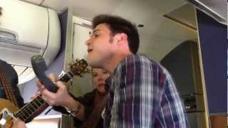 Live at 35 with Slacker and Steve: Kris Allen - The Vision of Love