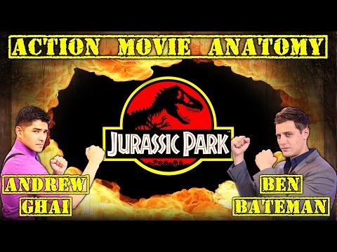 Jurassic Park (1993) Review | Action Movie Anatomy