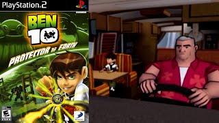 Ben 10: Protector of Earth [11] PS2 Longplay