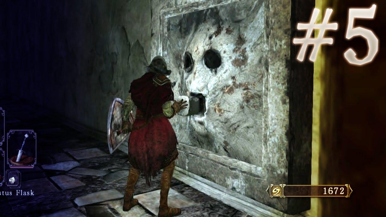 Dark Souls 2 2014 All Cutscenes Walkthrough Gameplay: Secret Of Pharros' Lockstone! Dark Souls II Gameplay