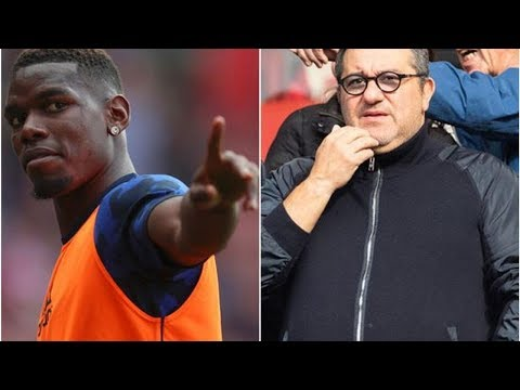 Man Utd snubbed by Paul Pogba's agent Mino Raiola over new contract- transfer news today