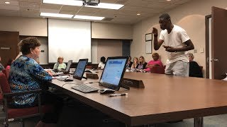 This activist says Jefferson County school board member's social media posts are racist