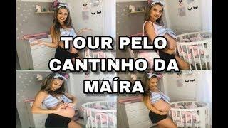 TOUR PELO CANTINHO DA BEBÊ - NO QUARTO DOS PAIS