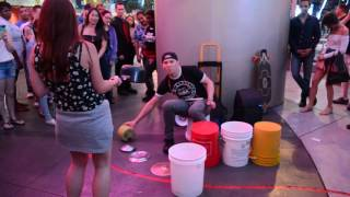 The Bucket Boy Vegas April 2016