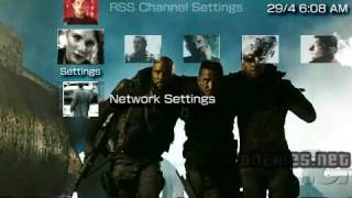 PSP Theme terminator salvation PSP-Themes.NET