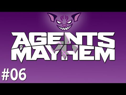 Agents of Mayhem Playthrough - Part 6 - Rama and Braddock - Agents of Mayhem Gameplay
