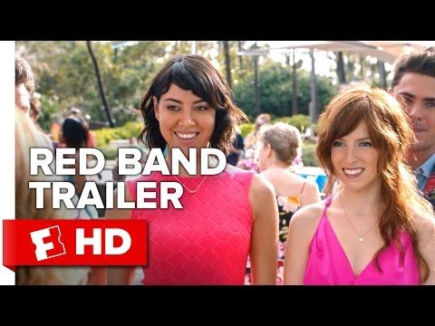 Mike and Dave Need Wedding Dates Official Red Band Trailer #1 (2016) - Comedy HD