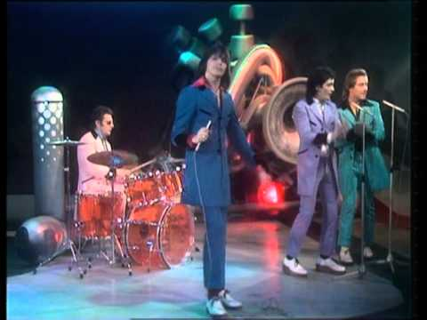 Showaddywaddy - Under the Moon of Love on TopPop