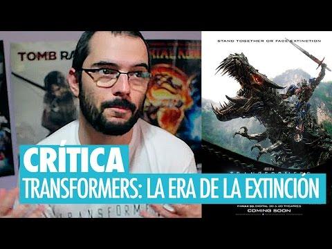 CRÍTICA: Transformers La era de la Extinción