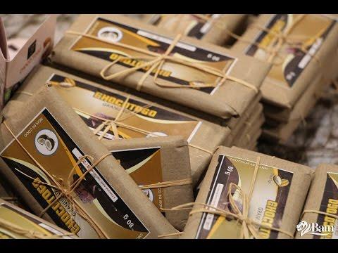 Choco Togo au salon du chocolat à Bruxelles version finale.