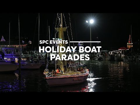 Holiday Boat Parades Light Up Waterways in St. Pete/Clearwater