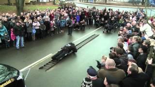 Zydrunas Savickas - world record