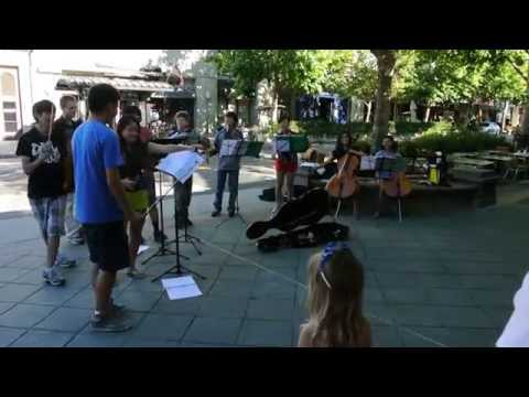 Chamber music in Mountain View