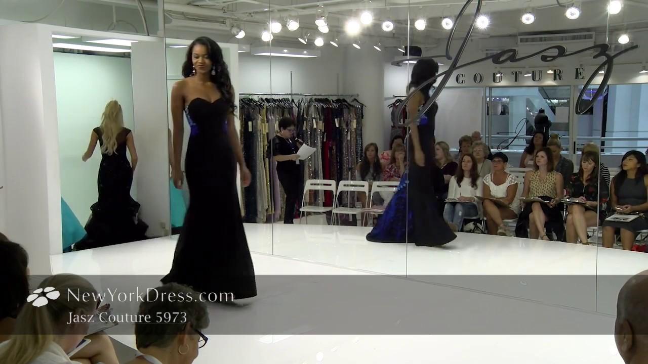 Jasz Couture 5973 Dress - NewYorkDress.com