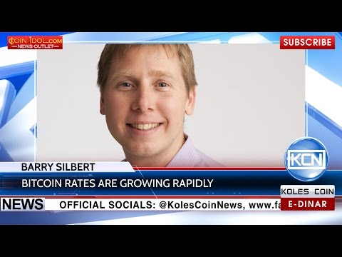 KCN: Barry Silbert CEO Of Digital Currency Group Reveals Optimistic Bitcoin Predictions