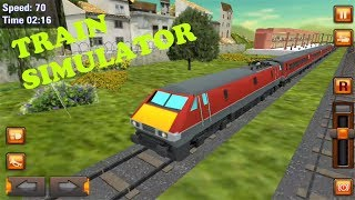 Train Simulator Games Level 1-5 Android Game