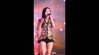 [Fancam] 151231 T-ara Soyeon《Little Apple》Jiangsu New Year Eve Concert