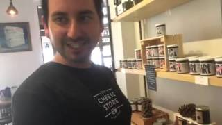 Interview with Aaron- owner of The Cheese Store in Little Italy, San Diego