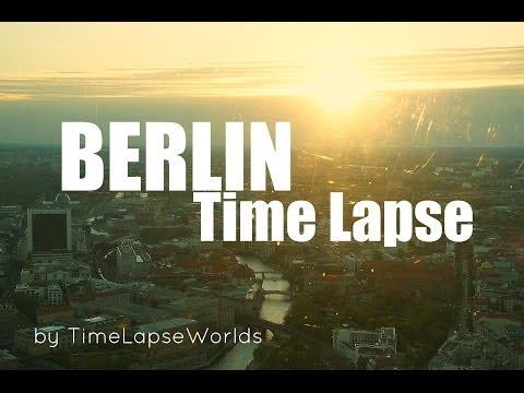 BERLIN - Time Lapse HD1080p