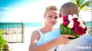 Свадьба в Мексике. Кристина и Алексей