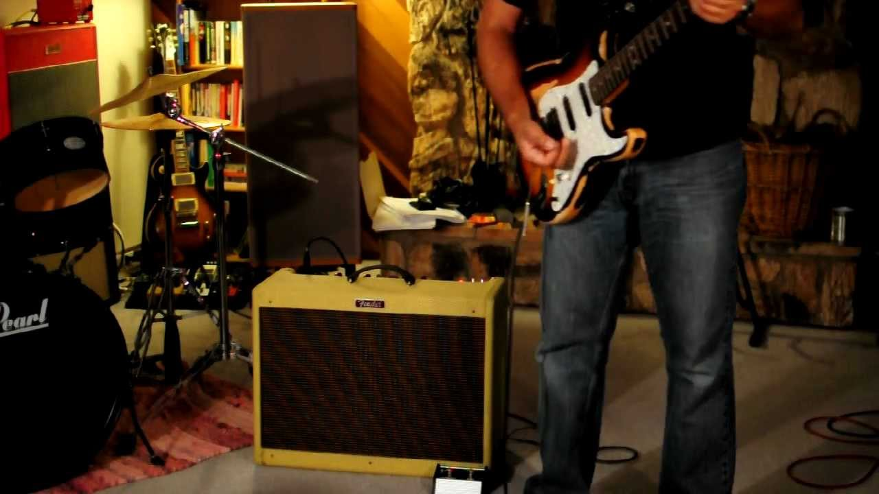 Fender Blues Deville Original 9039s Issue 4x10 Combo Amplifier Schematic Gibson G100a G10 Deluxe Reissue Amp Demo