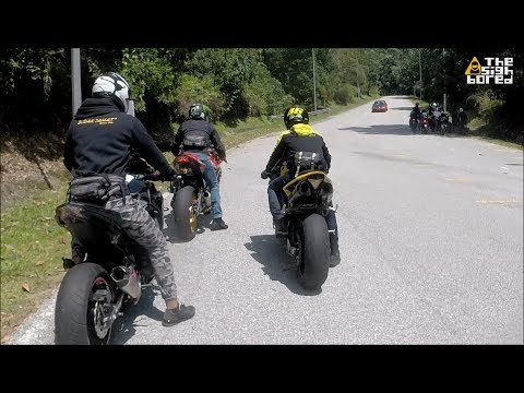 Bukit Tinggi ride on-board Z800