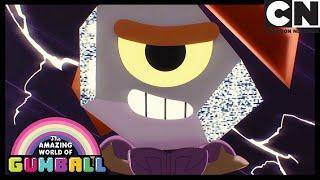 Gumball Is Bad At Having Enemies | Gumball | Cartoon Network