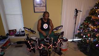Uptown Vibes - Drum Cover