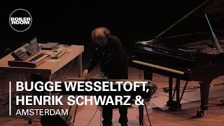 Bugge Wesseltoft, Henrik Schwarz & Dan Berglund Boiler Room Amsterdam x ADE Live Performance