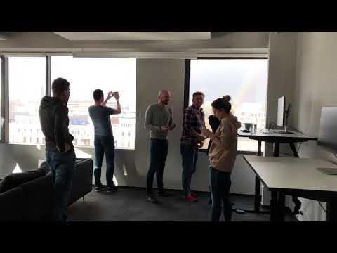 Vlog Kelima Bapak Bersama Jozio, Pada Terheran Heran Melihat Pelangi