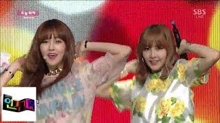 SBS 인기가요 Inkigayo 765회(Ep.765) 2014-04-06 공식홈페이지 : http:...