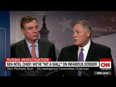 Sen. Richard Burr: Issue of collusion still open