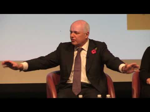 Expert Property Panel Debate at London Olympia - 7th November 2017