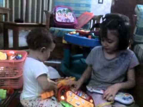Esteri & Amantia po luajne